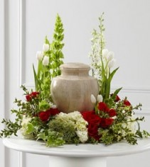 FTD Tears of Comfort Cremation Arrangement
