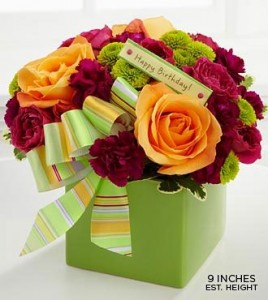 FTD The Birthday Bouquet