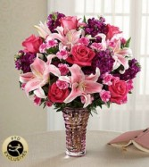 FTD Timeless Elegance Vase Arrangement