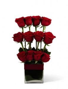 FTD® Towering Beauty™ Arrangement Funeral Flowers