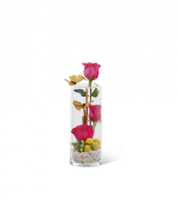 FTD Triple delight Vase Arrangement
