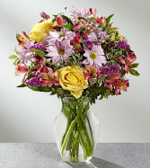 FTD True Charm  Vase arrangement