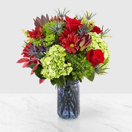 FTD Truth be Told Bouquet  Vase Arrangement