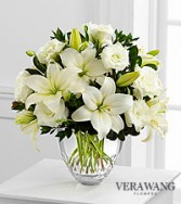 FTD White Elegance by Vera Wang