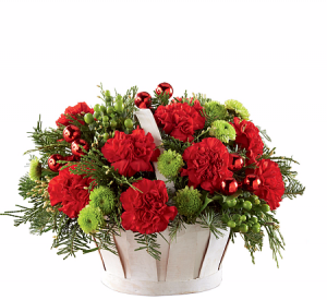 FTD Winter Wishes Basket  Christmas  in Woodstock, ON | Smith's Flowers