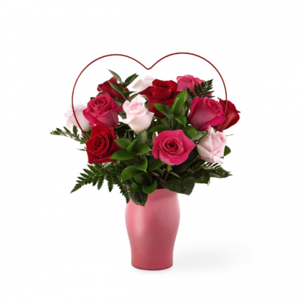 FTD XOXO Rose Bouquet