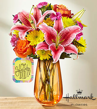 FTD You Did It! Bouquet