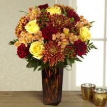 FTD Your'e Special Bouquet Fall Vase Arrangment