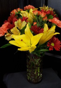 FTD15F1 You're Special Vase Arrangement