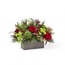 Christmas Cabin™ Bouquet CHRISTMAS Arrangement