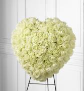 FTD's Elegant Remembrance heart