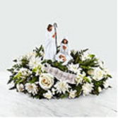 FTD's God's Gift Of Love Centerpiece