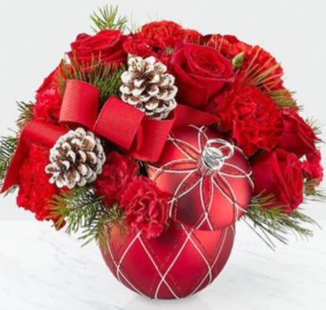 FTD's Making Spirits Bright Bouquet