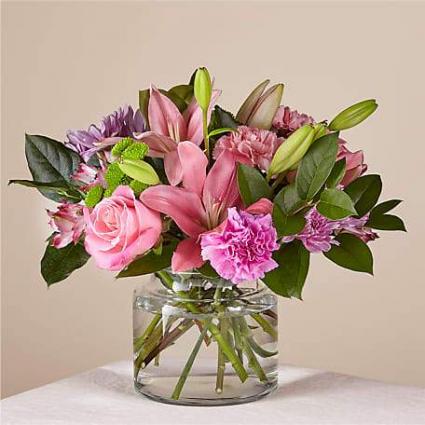 FTD's Mariposa Bouquet Vased Arrangement