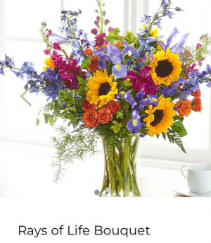 FTD's Rays of Life Bouquet Fresh arrangement  in Auburndale, FL | The House of Flowers