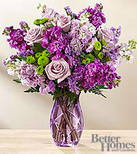 FTD's Sweet Devotion Vase Arrangement