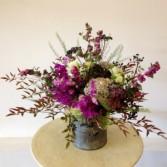 Fuchsia Arrangement