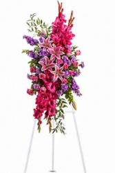 Fuchsia Farewell Standing Spray