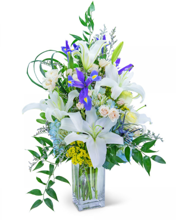 Full of Grace Flower Arrangement