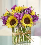 Full Of Happiness Floral arrangment in Colorado Springs, CO | ENCHANTED FLORIST II