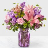Full Of Joy Bouquet Vase Arrangement