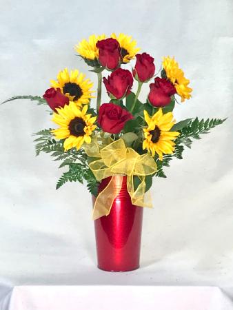 Full of Love Deluxe vase