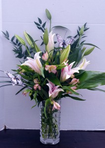 FULL OF LOVE LILY BOUQUET