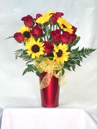 Full of Love Premium vase
