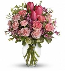 Full Of Love Teleflora Mixed  Vase