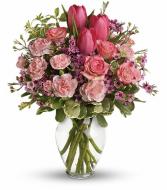 Full of Love Vased Bouquet