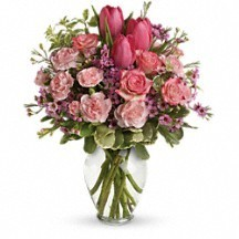 Full of Lovely Pinks Floral Bouquet