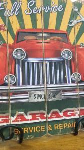 Full Service Garage Sign