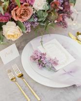 FULL SERVICE WEDDING FLOWERS  WEDDING FLOWERS