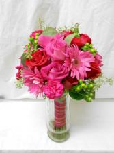 Fun and flirty bouquet