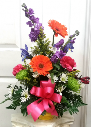 Fun and Flirty Everyday Arrangement  in Mount Pleasant, TX | DESIGNS BY LISA