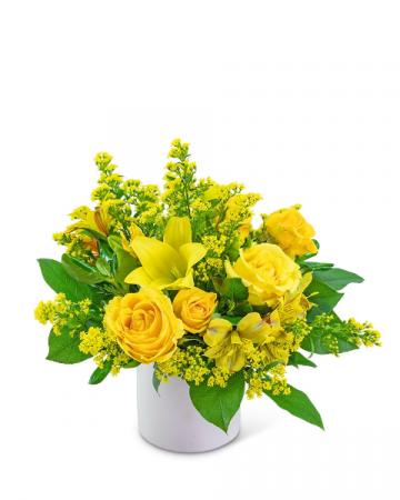 Fun and Fruity Flower Arrangement
