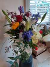 fun and seriously good vare arrangement for any occasion