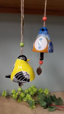 Fun Bird Bells Gift in Warren, PA   VIRG-ANN FLOWER SHOP INC.