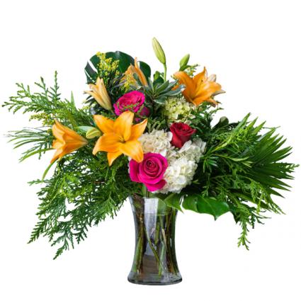 Fun Blooms Arrangement