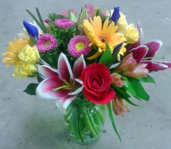 Fun Mix, MO-205 Fresh floral