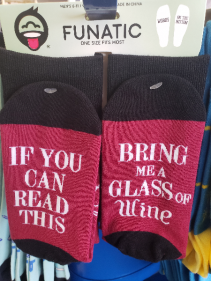 Funatic Socks  Gift Item