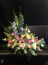 Funeral Angel Arrangement