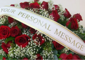 Funeral Banner Ribbon