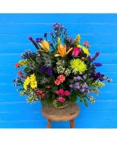 Funeral Basket 1 Funeral Baskets