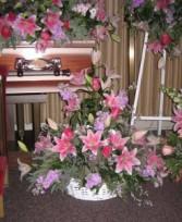 Funeral Basket 10 Funeral Baskets