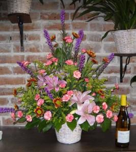 Funeral Basket 11 Funeral Baskets