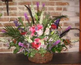 Funeral Basket 12 Funeral Baskets