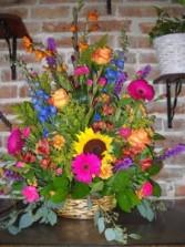 Funeral Basket 13 Funeral Baskets