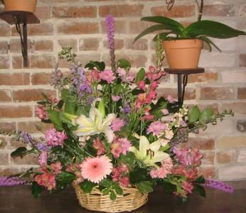 Funeral Basket 14 Funeral Baskets