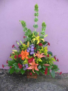 Funeral Basket 4 Funeral Baskets